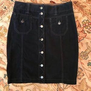 🔥Free People Adorable Skirt! NWOT. Size 6.